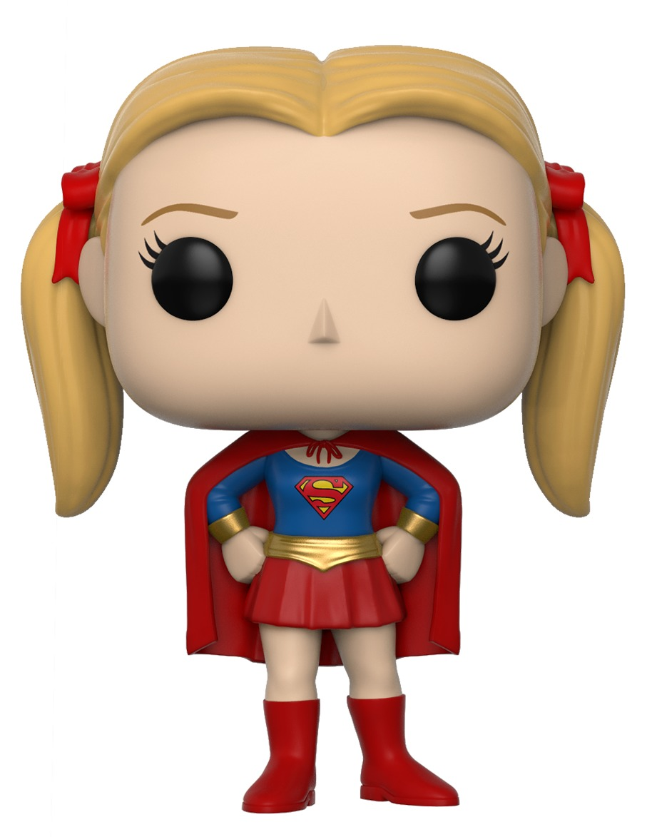 Friends - Pheobe (Supergirl Costume) Pop! Vinyl Figure image