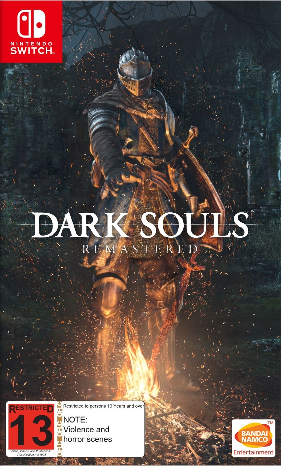 Dark Souls Remastered for Switch image