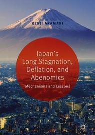 Japan's Long Stagnation, Deflation, and Abenomics by Kenji Aramaki image