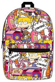 Rugrats Angelica/Cynthia Sublimated Backpack