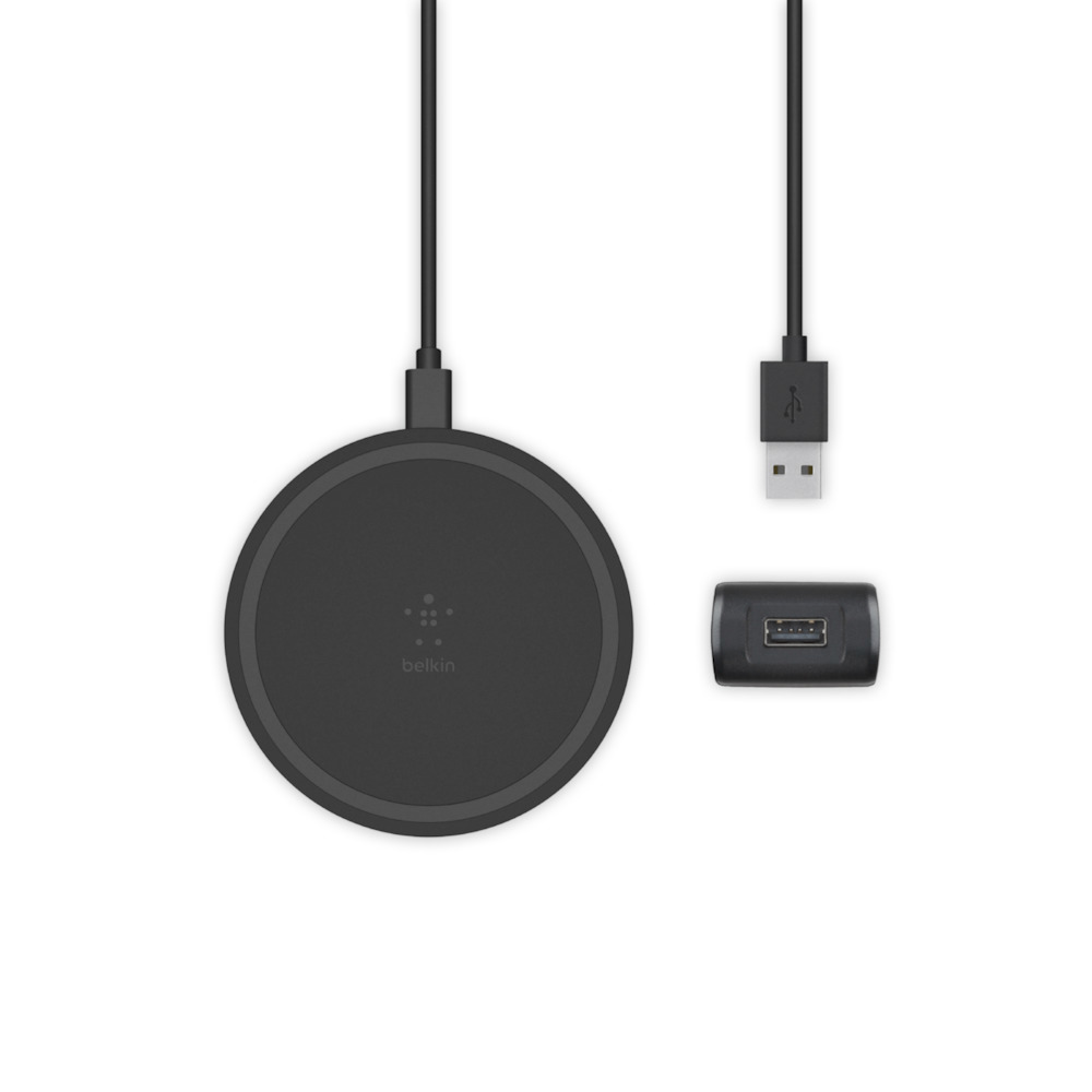 Belkin: BOOST UP 10W Wireless Charging Pad (Black) image