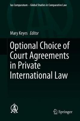 Optional Choice of Court Agreements in Private International Law image