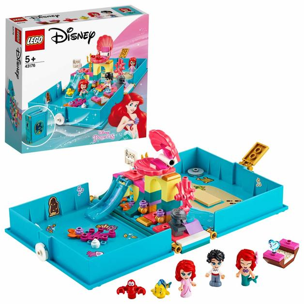 LEGO Disney: Ariel's Storybook Adventures - (43176)