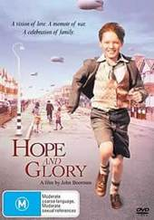 Hope And Glory on DVD