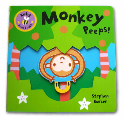 Baby Busy Books: Monkey Peeps! image