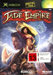 Jade Empire for Xbox image