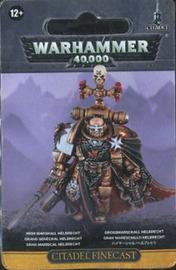 Warhammer 40,000 Black Templars High Marshal Helbrecht