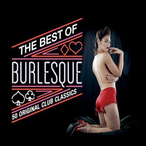 The Best Of Burlesque: 50 Original Club Classics by Various