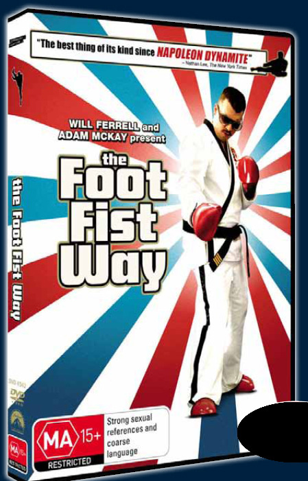 The Foot Fist Way | DVD | Buy Now | at Mighty Ape NZ
