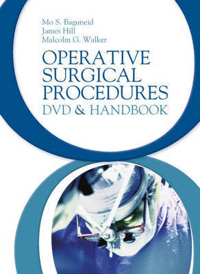 Operative Surgical Procedures by M.G. Walker