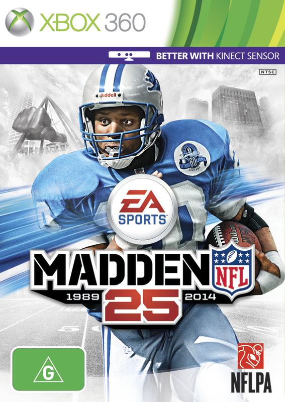 Madden NFL 25 for X360