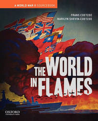 The World in Flames by Frans Coetzee image
