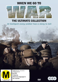 When We Go To War - Ultimate Collection (Anzac Edition) DVD