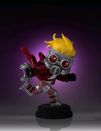 Guardians of the Galaxy - Star-Lord Animated Statue