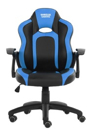 Gorilla Gaming Little Monkey Chair - Blue & Black for
