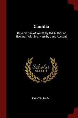 Camilla by Fanny Burney image