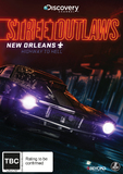 Street Outlaws New Orleans: Highway To Hell on DVD