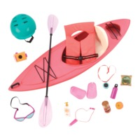 Our Generation: Deluxe Accessory Set - Kayak Adventures