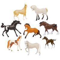 Spirit: Mini Horse Figures