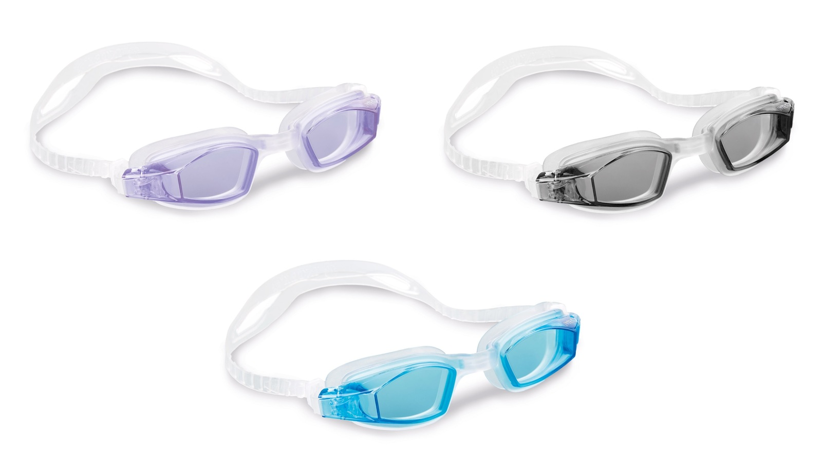 Intex: Free Style - Sport Goggles (Assorted Colours) image
