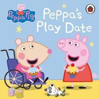 Peppa Pig: Peppa's Play Date by Peppa Pig image