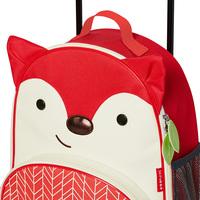 Skip Hop: Zoo Kids Rolling Luggage - Fox image