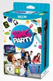 Sing Party (game + microphone) for Nintendo Wii U