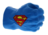 Superman Giant Hand Can Cooler