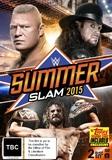 WWE - Summerslam 2015 DVD