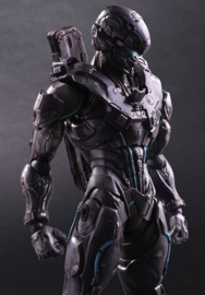 Halo 5: Spartan Locke - Play Arts Kai Figure