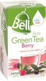 Bell Tea - Zesty Green Tea - Berry (24 Bags)