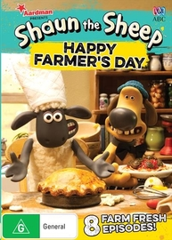 Shaun the Sheep: Happy Farmer's Day on DVD