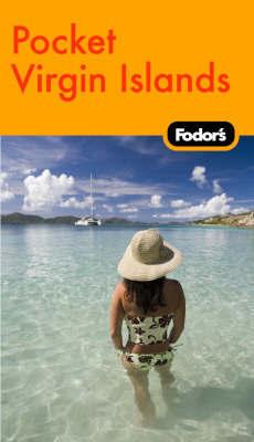 Fodor's Pocket Virgin Islands by Fodor Travel Publications image