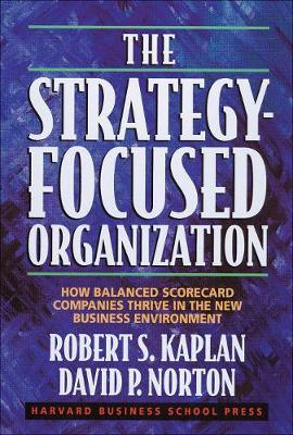 The Strategy-Focused Organization by Thomas H Davenport image