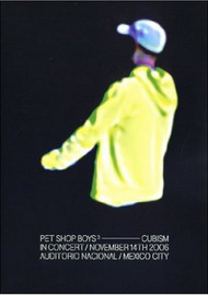 Pet Shop Boys - Cubism: In Concert on DVD image