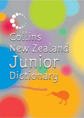 Collins New Zealand Junior Dictionary by Collins-Dictionary image