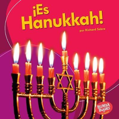 es Hanukkah! (It's Hanukkah!) by Richard Sebra image