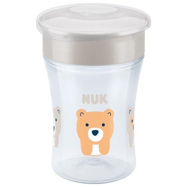 NUK: Evolution 360 Magic Cup 230ml - Grey