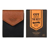 Gentlemen's Hardware: Manicure Set - Charcoal