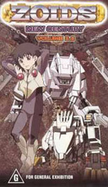 Zoids New Century Vol 2.6 on DVD
