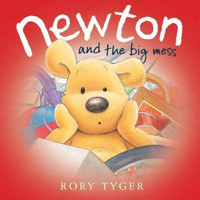 Newton and the Big Mess by Rory Tyger image