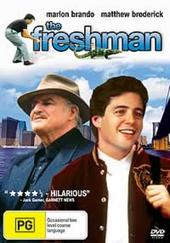 The Freshman on DVD