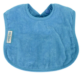 Silly Billyz Organic Large Bib (Marine)