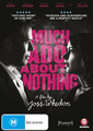 Much Ado About Nothing: A Film by Joss Whedon on DVD