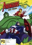 The Avengers: New World on DVD
