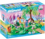 Playmobil - Fairy Island with Jewel Fountain