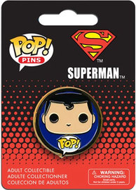 DC Comics - Superman Pop! Pin