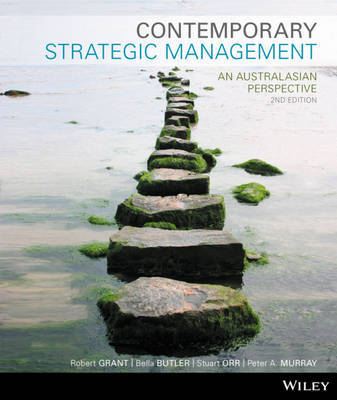 Contemporary Strategic Management by Robert M Grant