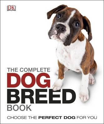 The Complete Dog Breed Book by DK image