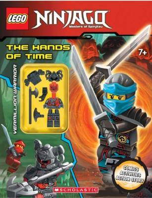 LEGO Ninjago: The Hands of TIme with minifigure by Ameet Studio image